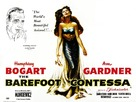 The Barefoot Contessa - British Movie Poster (xs thumbnail)