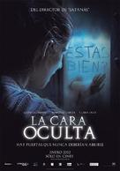 La cara oculta - Spanish Movie Poster (xs thumbnail)