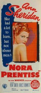 Nora Prentiss - Australian Movie Poster (xs thumbnail)