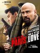 From Paris with Love - French Movie Poster (xs thumbnail)