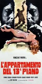 Semana del asesino, La - Italian Movie Poster (xs thumbnail)