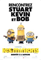 Minions - Canadian Movie Poster (xs thumbnail)