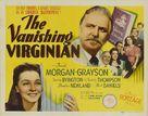 The Vanishing Virginian - Movie Poster (xs thumbnail)