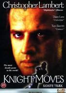 Knight Moves - Danish DVD movie cover (xs thumbnail)