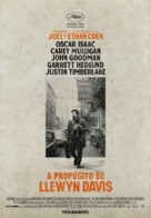 Inside Llewyn Davis - Spanish Movie Poster (xs thumbnail)