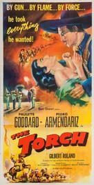 The Torch - Movie Poster (xs thumbnail)