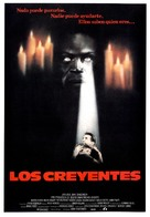 The Believers - Spanish Movie Poster (xs thumbnail)