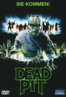 The Dead Pit - German DVD cover (xs thumbnail)