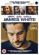 James White - British Movie Cover (xs thumbnail)