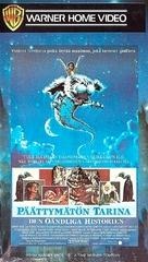 Die unendliche Geschichte - Finnish Movie Cover (xs thumbnail)