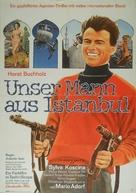 Estambul 65 - German Movie Poster (xs thumbnail)