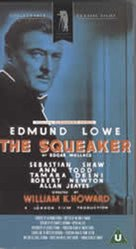 The Squeaker - British VHS cover (xs thumbnail)