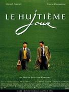 Huitième jour, Le - French poster (xs thumbnail)