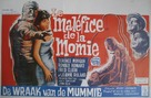 The Curse of the Mummy's Tomb - Belgian Movie Poster (xs thumbnail)