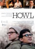 Howl - Spanish Movie Poster (xs thumbnail)