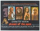 Planet of the Apes - British Movie Poster (xs thumbnail)