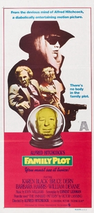Family Plot - Australian Movie Poster (xs thumbnail)