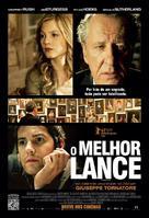 La migliore offerta - Brazilian Movie Poster (xs thumbnail)