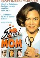 Serial Mom - British DVD movie cover (xs thumbnail)