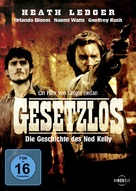 Ned Kelly - German Movie Cover (xs thumbnail)