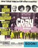 What a Crazy World - British Movie Poster (xs thumbnail)