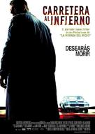 The Hitcher - Spanish Movie Poster (xs thumbnail)