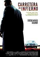 The Hitcher - Spanish Movie Poster (xs thumbnail)
