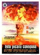 Cette sacrée gamine - Spanish Movie Poster (xs thumbnail)