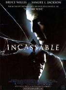 Unbreakable - French Movie Poster (xs thumbnail)