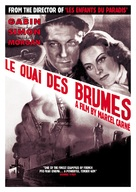 Le quai des brumes - DVD cover (xs thumbnail)