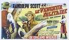 Ride Lonesome - Belgian Movie Poster (xs thumbnail)