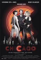Chicago - Brazilian Theatrical movie poster (xs thumbnail)