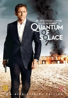 Quantum of Solace - Danish Movie Cover (xs thumbnail)