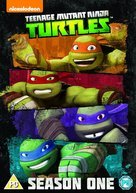 """Teenage Mutant Ninja Turtles"" - British DVD cover (xs thumbnail)"