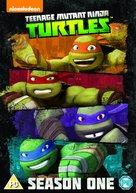 """Teenage Mutant Ninja Turtles"" - British DVD movie cover (xs thumbnail)"