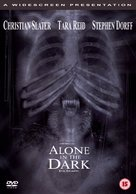Alone in the Dark - British DVD movie cover (xs thumbnail)