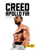 Creed - Hungarian Movie Poster (xs thumbnail)