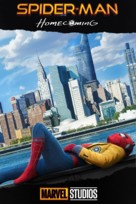 Spider-Man - Homecoming - British Movie Cover (xs thumbnail)