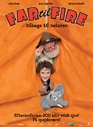 Far til fire - tilbage til naturen - Danish Movie Poster (xs thumbnail)