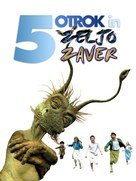 Five Children and It - Slovenian Movie Poster (xs thumbnail)