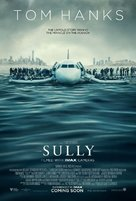 Sully - British Movie Poster (xs thumbnail)