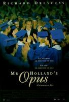 Mr. Holland's Opus - Movie Poster (xs thumbnail)