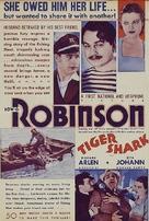 Tiger Shark - Movie Poster (xs thumbnail)