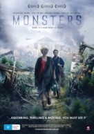 Monsters - Australian Movie Poster (xs thumbnail)