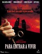 Películas para no dormir: Para entrar a vivir - Spanish Movie Cover (xs thumbnail)