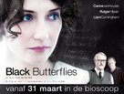 Black Butterflies - Dutch Movie Poster (xs thumbnail)