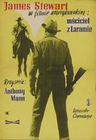 The Man from Laramie - Polish Movie Poster (xs thumbnail)