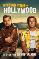 Once Upon a Time in Hollywood - Movie Cover (xs thumbnail)