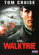 Valkyrie - French DVD movie cover (xs thumbnail)