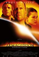 Armageddon - Italian Movie Poster (xs thumbnail)